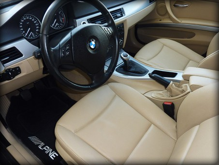 BMW – Vista Geral do Interior